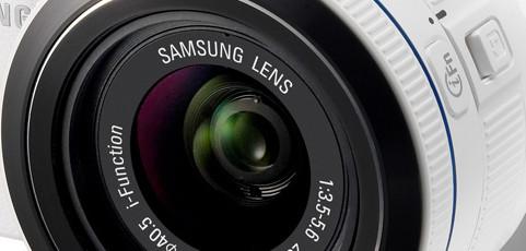 Samsung NX1000 y Galaxy Tab 2, una combinación ganadora al mejor precio