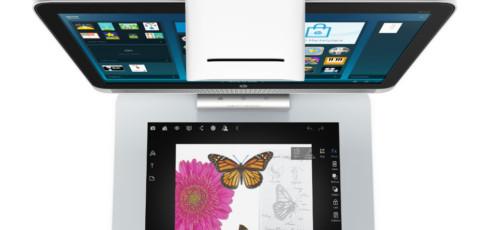 """HP Sprout: un ordenador """"todo en uno"""" con una interfaz revolucionaria"""