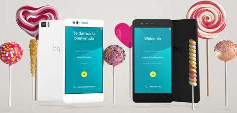 5 smartphones y tabletas made in Spain a precios competitivos