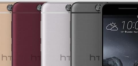 HTC One A9: el terminal más atractivo de HTC llega a El Corte Inglés con 200€ de descuento