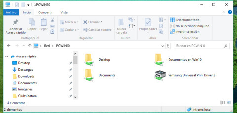 Configura tu red local para compartir archivos fácilmente entre Windows y Mac