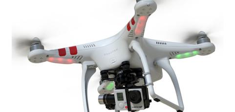 9 iniciativas con drones que nunca imaginarías que podrían existir