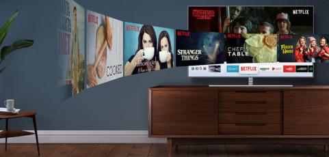 Ocho aplicaciones que no pueden faltar en tu Samsung Smart TV