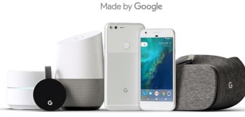 Apunta las novedades made in Google: smartphones Pixel, Chromecast para 4K, Google WiFi y mucho más