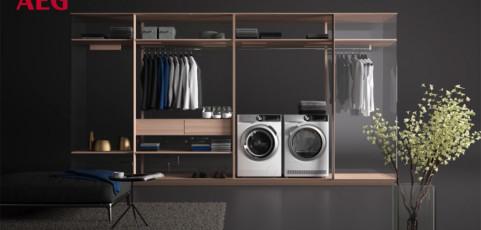 ¿Secar tus prendas de lana en una secadora? Ahora es posible gracias a la tecnología de AEG