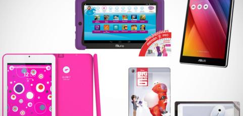 Por qué una tablet puede ser un buen regalo para tu hijo