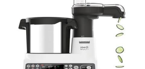 Conviértete en un cocinillas con un robot de cocina que te ayudará hasta el final de la receta
