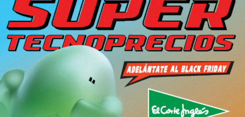 Los nuevos SúperTecnoprecios se actualizan: consigue las mejores ofertas antes del Black Friday