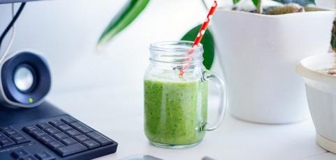 Batidos para llevar hechos en casa: una buena forma de comer sano
