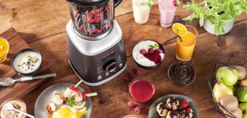Cinco recetas para presumir de tu Moulinex Ultrablend Cook