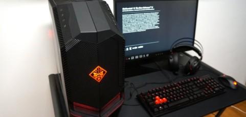 Ponemos a prueba la torre para juegos OMEN by HP: potencia bien comprendida