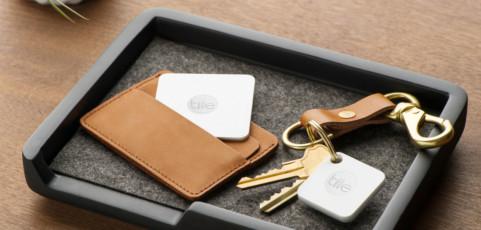 El localizador bluetooth 'Tile' te ayuda a que nunca pierdas tus cosas más importantes