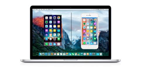 Cómo grabar la pantalla del iPhone o iPad en tu Mac fácilmente