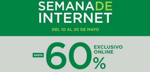 Aprovecha la semana de Internet en El Corte Inglés: descuentos en tecnología y electrodomésticos solo en la web