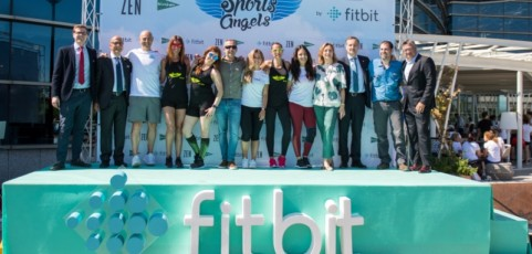 Así fue la jornada de fitness más especial de la mano de Fitbit y El Corte Inglés