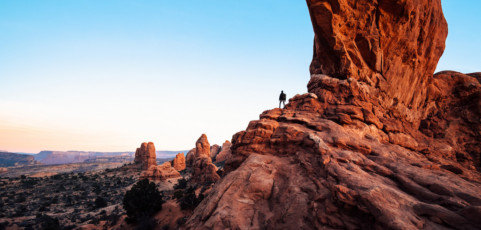 Cómo hacer fotos de paisaje espectaculares en vacaciones (sin tener una réflex)