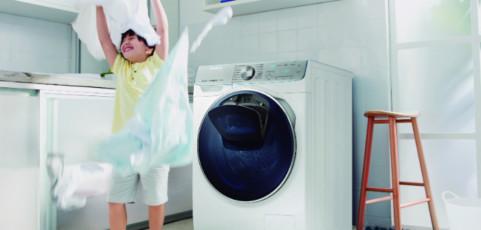 Nueve cosas que llenan de envidia a tu vieja lavadora frente a las más modernas