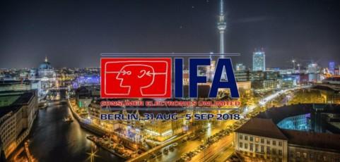IFA 2018 abre sus puertas: llegan los televisores 8K y los dispositivos que conversan contigo