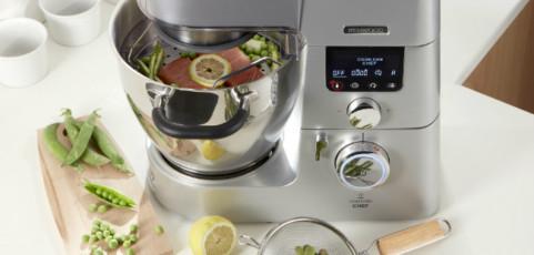 Flan de foie, macarrón de frambuesa y otros platos de chef que podrás hacer con tu robot de cocina sin despeinarte