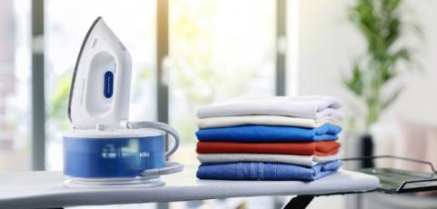 Nueve consejos para dar a tus prendas un acabado de tintorería en casa