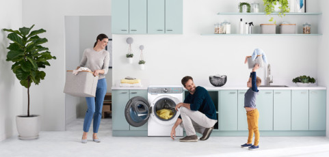 Nueve errores frecuentes al poner la lavadora que deben evitarse