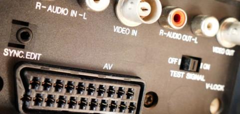¿Sabes realmente para qué sirve cada conector de tu televisor?