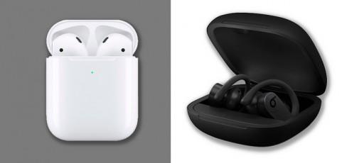 ¿Buscas auriculares inalámbricos? Comparamos los nuevos Powerbeats Pro con los AirPods 2 de Apple
