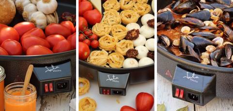 Las 3 mejores recetas para hacer con una sartén eléctrica ( y ninguna es arroz)