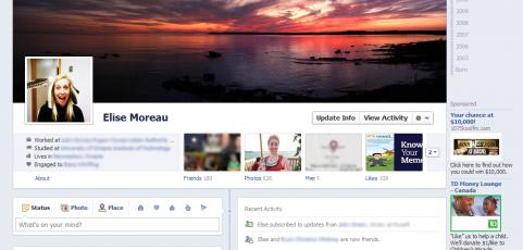 Evita que usen tu perfil como anuncio en Facebook. Especial Redes Sociales (II)