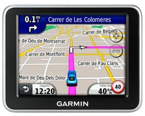 Foto del GPS Garmin Nuvi 2200