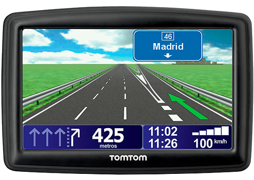 Foto del GPS TomTom XL