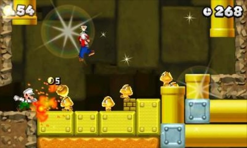 Super Mario Bros 2, Nintendo 3DS