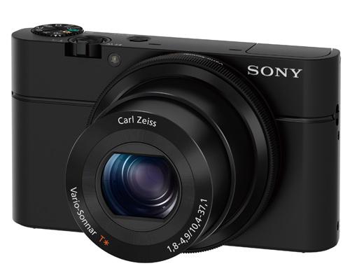 Foto de la Sony RX100