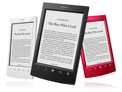 Sony e-reader kopen   BESLIST.nl   Lage prijs