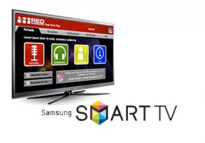 Red Karaoke Smart TV