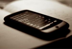 Smartphone Libro