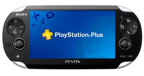 PS Vita Playstation Plus