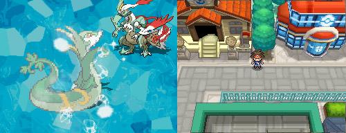 Capturas Pokémon Edición Blanca y Negra 2