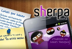 Sherpa Android