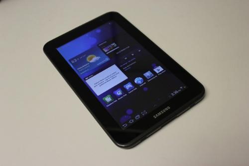 Galaxy Tab 2  de 7 pulgadas