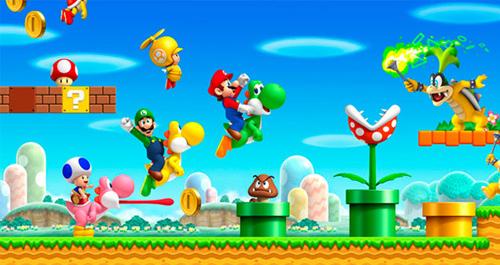 Wii U Se Pueden Usar Los Juegos De Wii En La Nueva Wii U Iv