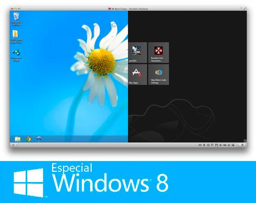 Cómo desactivar la interfaz de Windows 8 y volver a la de