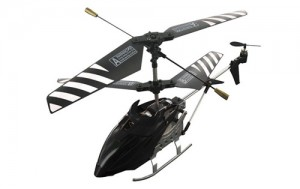 Helicóptero tablet
