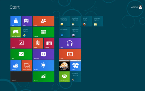 Paso 5 Windows 8