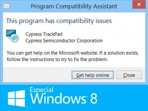 Compatibilidad Windows 8