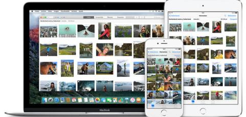 Vuelta de vacaciones: cómo pasar nuestras fotos de iPhone a Mac o PC
