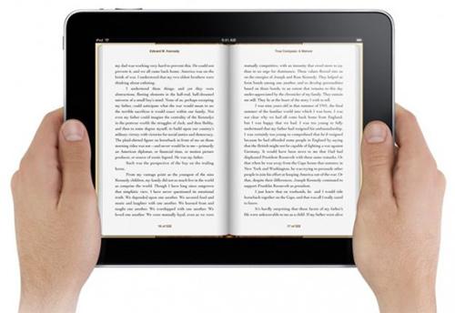 iPad libro