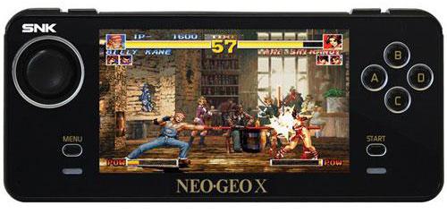 Neo Geo X