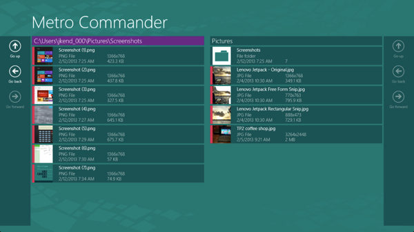 Metro Commander