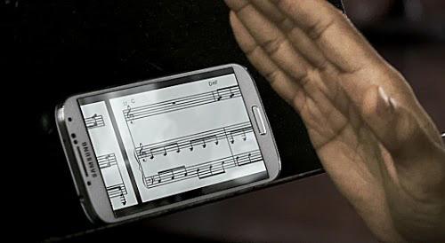 Samsung Galaxy S4 música